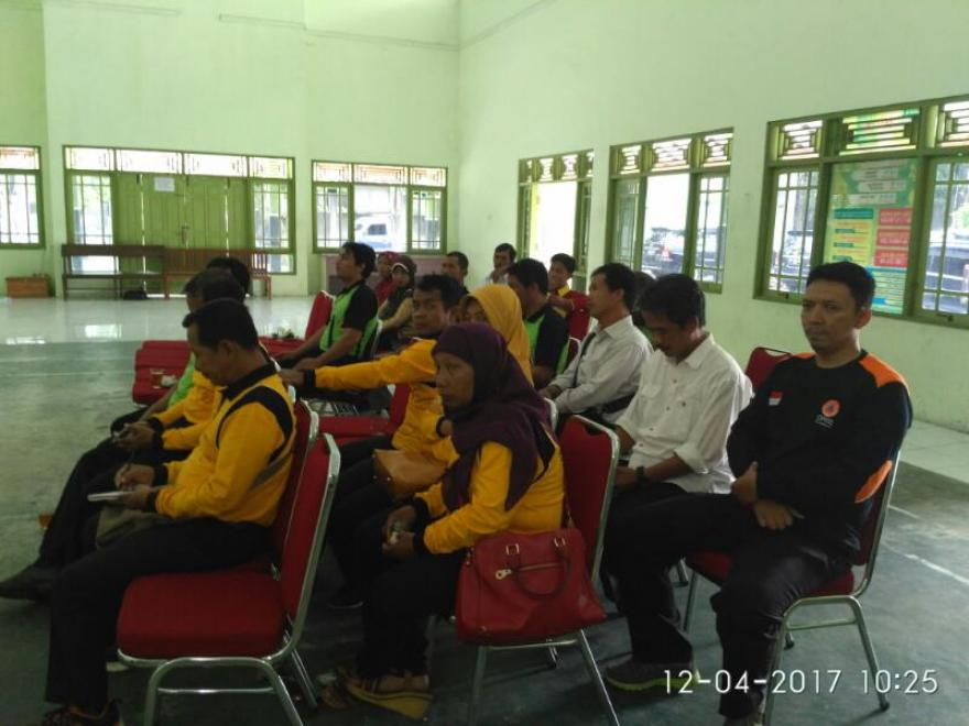 Image : Tracking dan Anjangsana Sister Village